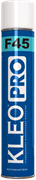 Монтажная-уплотнительная пена 640 мл KLEO PRO F45