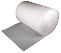 Подложка Брофлекс (Broflex) 1АЛ+ВПЭ+Клей фольгированная, толщина 10мм (1.2x15м), 18 кв.м