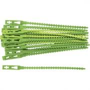 Подвязка «PALISAD» для садовых растений 17см пластик