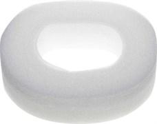 Утеплитель (уплотнитель) поролоновый для окон самоклеящейся 30ммx10м