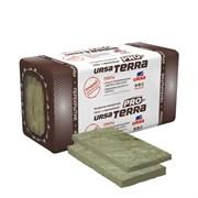 Утеплитель минеральная вата Урса ТЕРРА PRO 50x610x1000мм, 10 шт. в упаковке, (6.1 кв.м./0.3 куб.м)