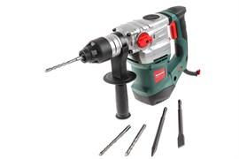 Перфоратор Hammer Flex PRT1500A, 1500Вт, SDS+ 32мм, 0-950 об/мин, 6.2Дж, 3 режима