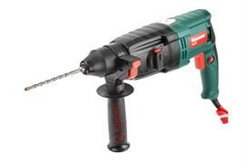 Перфоратор Hammer Flex PRT800D, 800 Вт, SDS+ 26мм, 0-1245 об/мин, 2.6Дж, 3 режима, кейс