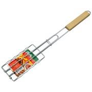 Решетка для барбекю 17x8.5x50см колбаски