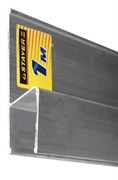 Правило STAYER PROFI, 1м, алюминиевое, h- образный профиль