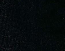 Кожа искусственная/винилискожа/дерматин ЛЮКС, черный, глубокое тиснение, 1-1.15м, на метраж