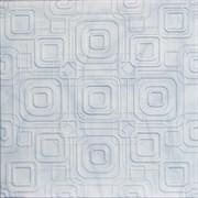 Плитка  потолочная экструзионная Солид С2070, 50x50см, агат голубой, серия Колор, упаковка 8шт. (2м2)