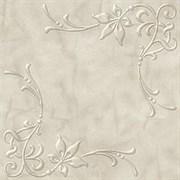 Плитка  потолочная экструзионная Лагом декор Формат 3802, 50x50см, пенополистирол, бежевая, упаковка 8шт. (2м2)