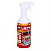 Антисептик универсальный против плесени и грибка Антиплесень DALI, 0.6л, бесцветный, спрей-распылитель