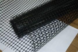 Геосетка ОСС-дорожная Д-33/1.33/25, ячейка 33x33мм, 1.33x25м, полипропиленовая