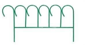 Забор декоративный «Малый» 0,6*0,4м 5 секций