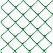 Сетка садовая для пергол и шпалер Ф-35/1.2/5, ячейка 35x35мм, пластиковая, зеленая, рулон 1.2x5м