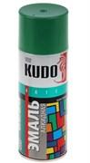 Краска-эмаль аэрозольная KU-1008 универсальная, алкидная, глянцевая, фисташковая, 520мл