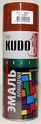 Краска-эмаль аэрозольная KU-1023 универсальная, алкидная, глянцевая, какао, 520мл