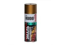 Краска-эмаль аэрозольная KU-1029 универсальная, акриловая, металлик бронза, 520мл