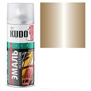 Краска-эмаль аэрозольная KU-1031 универсальная, акриловая, металлик старая медь, 520мл