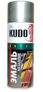 Краска-эмаль аэрозольная KU-1033 универсальная, акриловая, металлик золото хром зеркальный, 520мл
