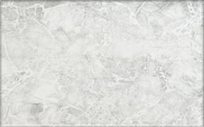 Плитка настенная керамическая облицовочная Цезарь 122571, 25x40см, глянцевая, серая