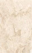 Плитка настенная керамическая облицовочная Мармара 123862, 25x40мм, глянцевая, бежевая