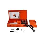 Аппарат сварочный для пластиковых труб и фитингов Tim WM-10, 6 насадок 20-63мм, 1200Вт