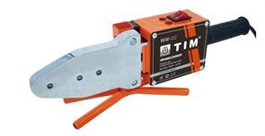 Аппарат сварочный для пластиковых труб и фитингов Tim  WM-02, 6 насадок 20-63мм, 1800Вт