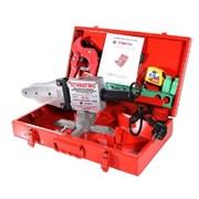 Аппарат сварочный для полипропиленовых труб и фитингов Valtec ER-04 , 4 насадки 20-40 мм, 1500Вт, комплект