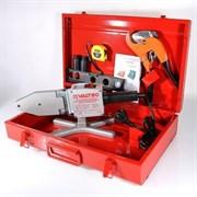 Аппарат сварочный для полипропиленовых труб и фитингов Valtec Стандарт , 4 насадки 20-40 мм, 1500Вт, комплект