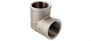 Фитинг резьбовой - угольник Valtec,  с переходом на резьбу 20мм (3/4 дюйма), внутренний-внутренний