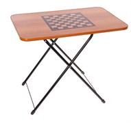 Стол туристический игровой Шахматы ТСТИ, 750x500мм, складной