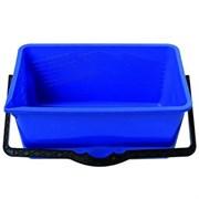 Ведро строительное для краски, 14л, пластиковое, синее