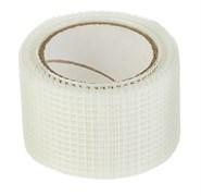 Лента стеклотканевая самоклеящаяся (серпянка) MATRIX, 50ммx10м, белая