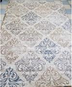 Ковёр коллекции MATRIX 3178 1.6x2.3м STAN-BEIGE-BLUE, прямоугольный, бежево-голубой с рисунком