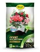 Грунт для цветущих растений Цветущее счастье ФАСКО, 5л