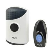 Звонок беспроводной VOLPE UDB-Q024 W-R1T1-16S-100M-WH, 16 мелодий, 100м