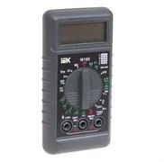 Мультиметр цифровой IEK Compact M182, карманный