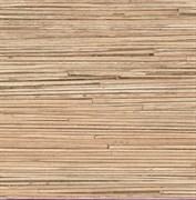 Столешница 28x600х600мм, ДСП покрытое пластиком, Тростник, присаженная, влагостойкая