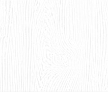 Фасад для мебели МДФ 358x596мм, белое дерево, правая