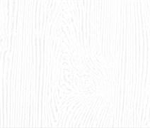 Фасад для мебели МДФ 720x296мм, белое дерево, правая