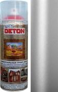 Краска-эмаль Аэрозоль DETON-ART, спрей 520мл, хром