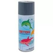 Краска-эмаль Аэрозоль DETON, алкидная, RAL7043 Графит, 520мл
