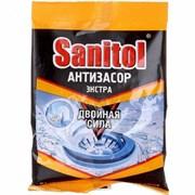 Средство для очистки труб SANITOL Антизасор Экстра Двойная сила ЧС-153, 90г