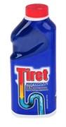 Гель для удаления засоров в трубах Tiret Профессионал, 500мл