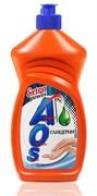 Средство для мытья посуды AOS, 450мл