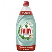 Средство для мытья посуды FAIRY, гель, 900мл
