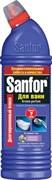 Средство санитарно-гигиеническое Sanfor WС для ванн, гель, 750г