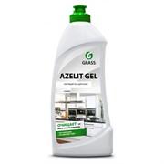 Средство для кухни чистящее AZELIT GEL GRASS, щелочное, 500мл