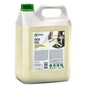 Средство для чистки и дезинфекции сантехники DOS GEL GRASS, щелочное, 5.3кг