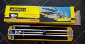 Плиткорез STAYER Стандарт 3303-60, 600x16мм, ручной, роликовый, пластиковая втулка