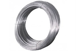 Проволока вязальная, диаметр 4мм, термообработанная, оцинкованная, бухта 30м