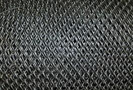 Сетка-рабица плетеная, 55x55x1.4мм, 1.2x10м, оцинкованная